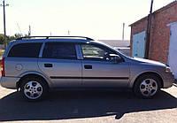 Дефлекторы боковых стекол Opel Astra G Wagon 1998-2005 (Опель Астра) Cobra Tuning