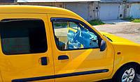 Дефлекторы окон Renault Kangoo I 3d 1998/Citroen Berlingo 2003(Рено Кангу) Cobra