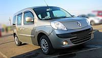 Дефлекторы окон Renault Kangoo II 5d 2009 (Рено Кангу) Cobra Tuning
