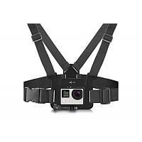 Крепление на грудь AIRON AC360 для экшн-камер GoPro/SJCAM/AIRON/ProCam/Xiaomi YI КОД: 6947791550012