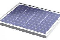 Сонячна батарея Perlight 30W poly 12Вт, фото 1