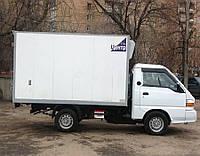 Боковые дефлекторы Hyundai Porter I 1996-2010/H100 1996-2004 (Хьюндай Портер) Cobra Tuning