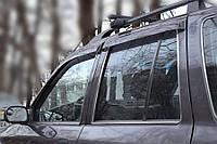 Дефлекторы стекол Kia Sportage I 1994-2003;Калининград 1998-2008 (Киа спортейдж) Cobra Tuning