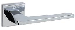 Дверная ручка на квадратной розетке Convex 1495