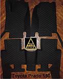 Килимки Acura MDX Шкіряні 3D (YD2 / 2006-2013), фото 2