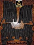 Килимки Acura MDX Шкіряні 3D (YD2 / 2006-2013), фото 4