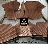 Килимки Acura MDX Шкіряні 3D (YD2 / 2006-2013), фото 10