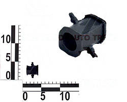 Втулка стабилизатора переднего HYUNDAI EXCEL 90-94/SCOUPE 90-95 (KOREASTAR). KBUH-116