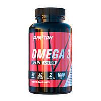 Омега-3 №60 капсул ТМ Ванситон / Vansiton