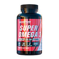Супер Омега-3 №60 капсул ТМ Ванситон / Vansiton