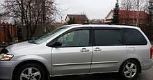 """Дефлекторы окон Mazda MPV II 1999-2006 деф.окон """"CT"""""""