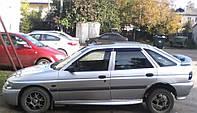 Дефлекторы окон Ford Escort VI Hb 5d 1995-1999 (Форд ескорт) Cobra Tuning