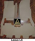 Acura MDX Килимки з Екошкіри 3D (YD3 / 2014+), фото 5