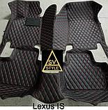 Acura MDX Килимки з Екошкіри 3D (YD3 / 2014+), фото 7