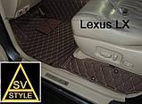 Acura MDX Килимки з Екошкіри 3D (YD3 / 2014+), фото 10