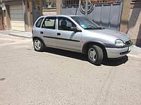 Дефлекторы боковых стекол Opel Corsa B 1994-2000 (Опель Корса) Cobra Tuning