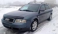 Ветровики Audi A6 Allroad 2000-2006;2006/Audi A6 Avant 1997-2004 (Ауди А6) Cobra Tuning