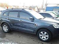 Дефлекторы окон Chevrolet Captiva 2006-2011, 2011 (Шефроле Каптива) Cobra Tuning
