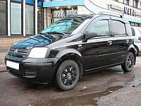 Дефлекторы окон Fiat Panda II 2003-2012 (Фиат Панда) Cobra Tuning