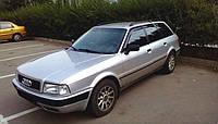 """Ветровики Audi 80 Avant (8C,B4) 1991-1996 деф.окон """"CT"""""""