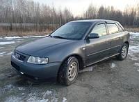 """Ветровики Audi A3 Hb 5d (8L) 1998-2003 деф.окон """"CT"""""""