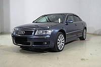 """Ветровики Audi A8 Sd (D3) 2002-2010/S8 Sd (D3) 2005-2011 деф.окон """"CT"""""""