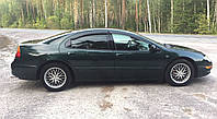 "Ветровики Chrysler 300M Sd 1998-2004 деф.окон ""CT"""