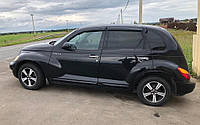 "Ветровики Chrysler PT Cruiser 2000-2006 деф.окон ""CT"""