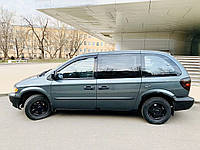 """Дефлекторы боковых стекол Dodge Caravan III 1995-2000; IV 2000-2007 деф.окон """"CT"""""""