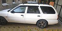 """Боковые дефлекторы Ford Escort VI Wagon 1995-1999 деф.окон """"CT"""""""
