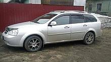 Дефлекторы окон Chevrolet Lacetti Wagon 2003 (Шевроле Лачетти) Cobra Tuning