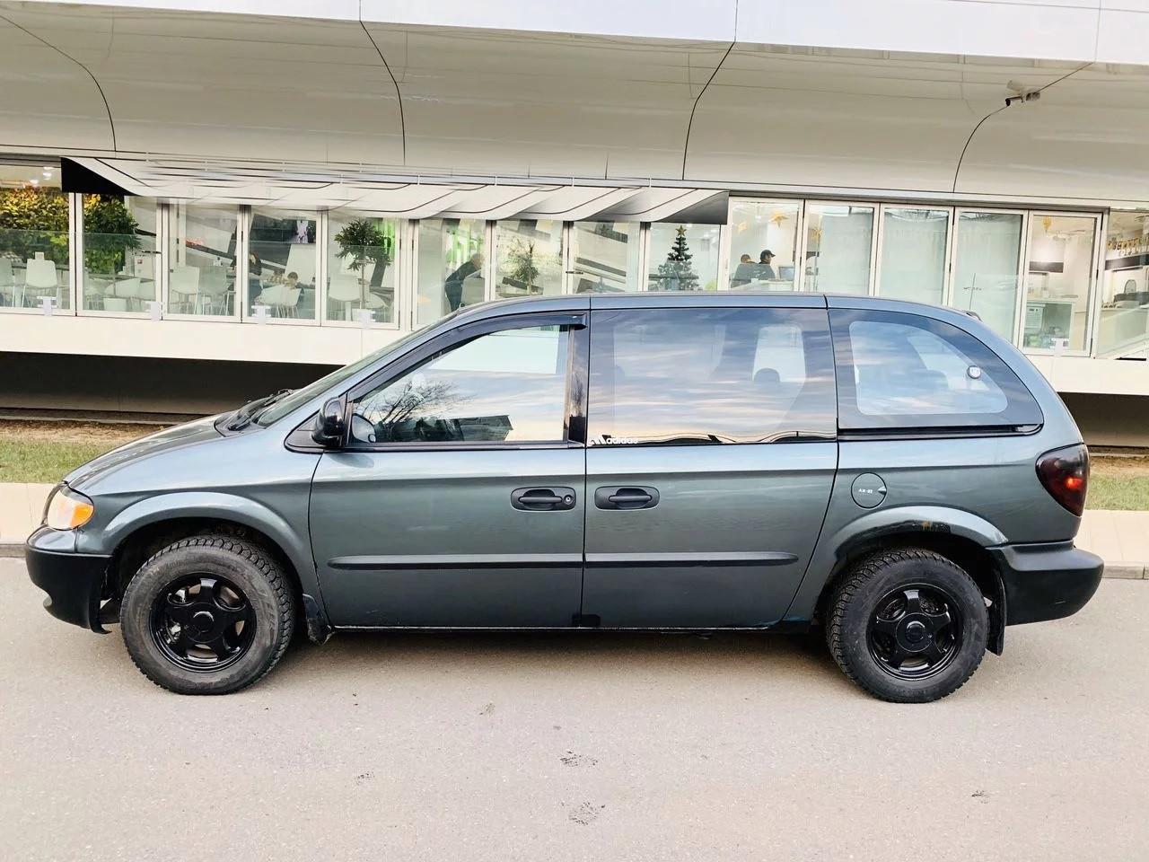 """Дефлекторы боковых стекол Chrysler Voyager III 1995-2007 деф.окон """"CT"""""""