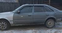 """Дефлекторы боковых стекол Citroën Xsara HB 2003–2004 деф.окон """"CT"""""""
