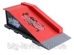 Пальчиковый скейтборд и скейт парк Tech Deck B  Красный