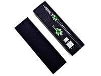 Подарочная перьевая ручка  Зеленый