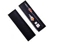 Подарочная перьевая ручка  Оранжевый