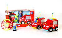 Музыкальная развивающая игрушка машинка р/у 6613 2 цвета микс, Музыкальная развивающая игрушка ,в кор 30,5*12,5*18см