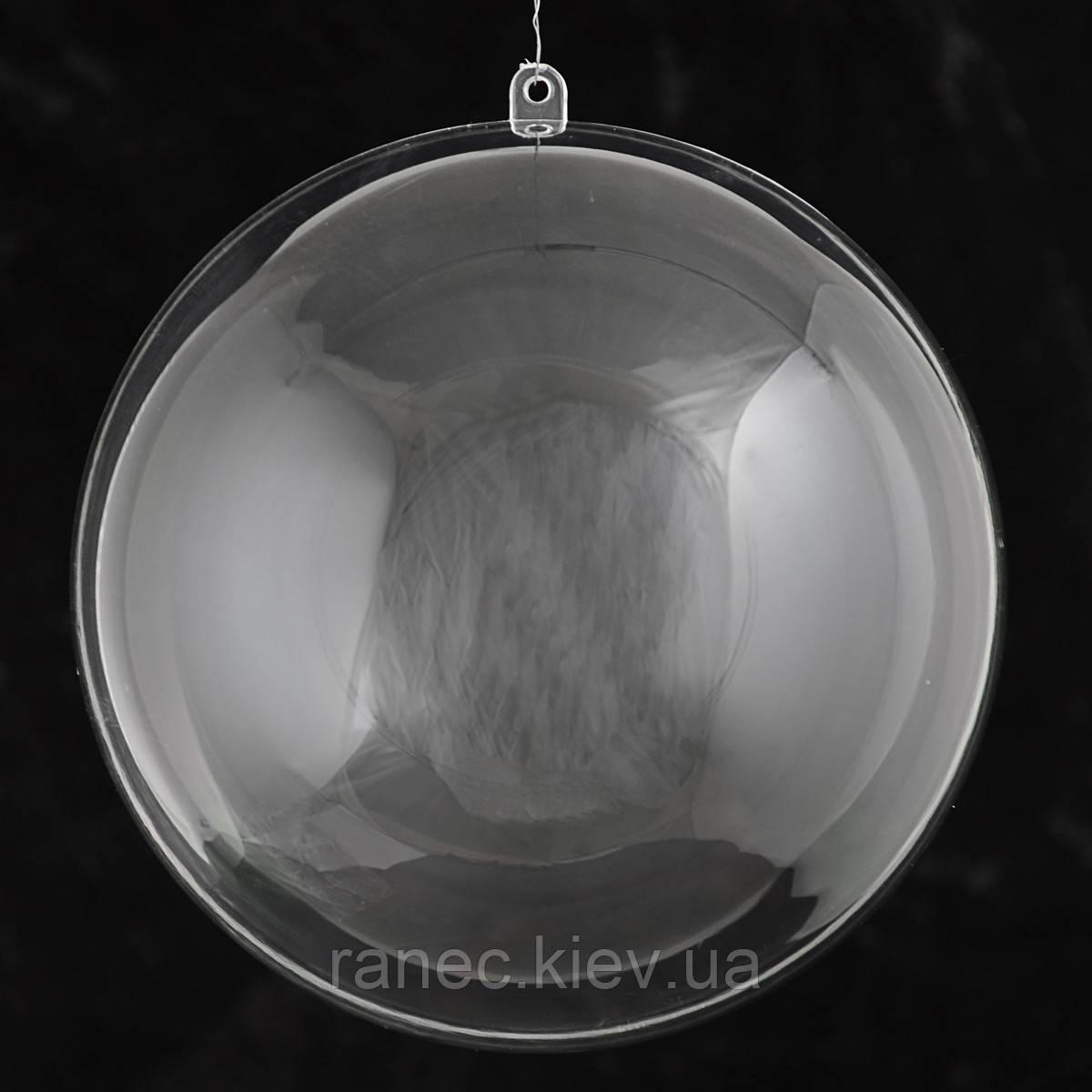 Пластиковый шар 1 шт , 13.6см 741120 Santi