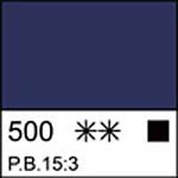 Краска акриловая художественная ЛАДОГА голубая ФЦ 220 мл. ЗХК 351253 Невская палитра