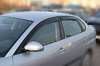 Боковые дефлекторы Seat Cordoba III Sd 2003 (Сеат Кордоба) Cobra Tuning