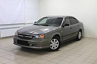"""Ветровики Chevrolet Evanda Sd 2004-2006 деф.окон """"CT"""""""