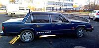 """Дефлекторы стекол Volvo 740 Sd/Combi 1984-1992 деф.окон """"CT"""""""