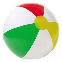 Надувной мяч Intex 59010 Полосатый (int59010) КОД: int59010