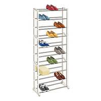 Стойка-стеллаж для обуви Shoe Rack на 30 пар (up2924) КОД: up2924