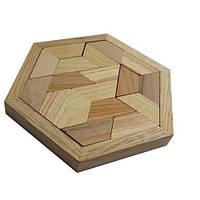 Деревянная головоломка Круть Верть Арена малая 2х14х12 см (nevg-0036) КОД: nevg-0036
