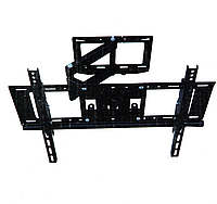 "Настенный наклонный кронштейн для телевизора CP501 черный, от 32""до 55"", 180 град, до 35кг"