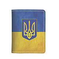 Картхолдер v.2.0. Fisher Gifts 02 Гражданин Украины 2 (эко-кожа)