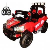 Детский электромобиль JEEP TRIUMF 801-3 Красный (OL00250) КОД: OL00250