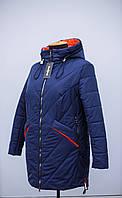 Женская,весенняя куртка больших размеров от производителя.Коллекция Весна-Осень 2020.