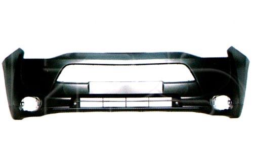 Бампер передний MITSUBISHI OUTLANDER 3 12-15 (КРОМЕ XL) с отверстиями п/тум. (FPS). 6400F634